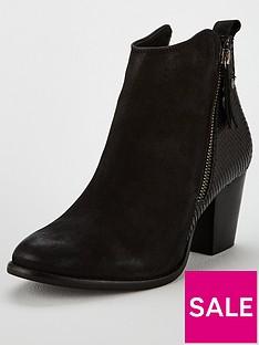 dune-london-wide-fit-pontoon-western-side-zip-boot-black