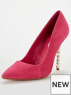 dune-london-aspiration-twist-heel-high-court-shoe-pinknbsp