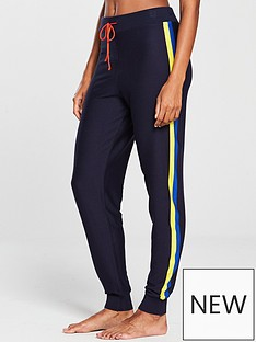 v-by-very-rainbow-stripe-lounge-jogger-navy