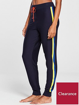 v-by-very-rainbow-stripe-lounge-jogger-navy