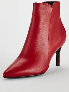 dune-london-onestt-clean-ankle-boot-rednbsp