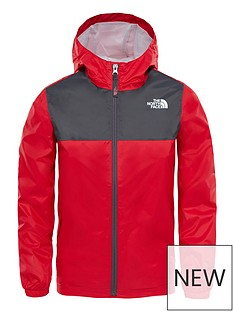 the-north-face-boys-zipline-rain-jacket-redgreynbsp