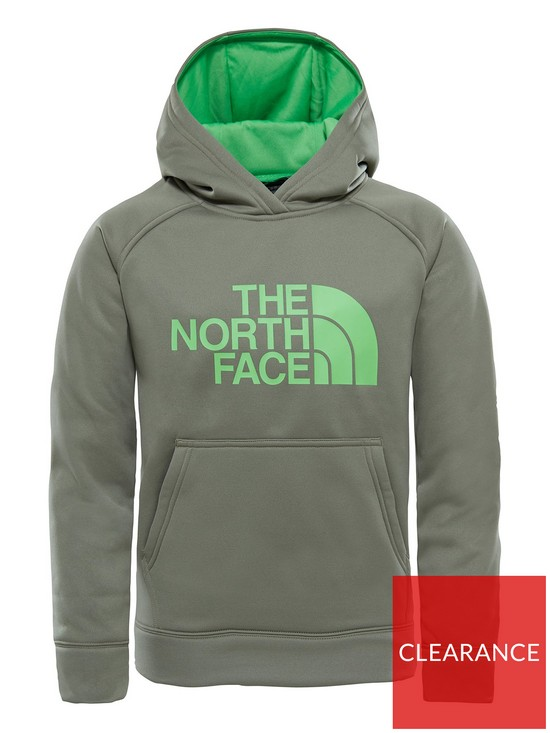 c84139e66 THE NORTH FACE The Boys Surgent Overhead Hoody