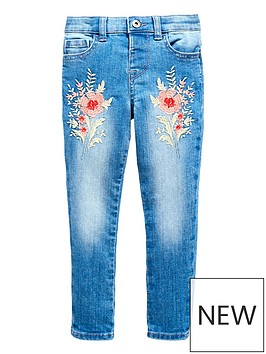 mini-v-by-very-girls-floral-embroidered-jean