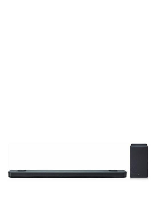 SK9Y 5 1 2 ch 500W High Res Audio Soundbar with Dolby Atmos®