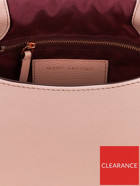 a001a00af1 ... MARC JACOBS Recruit Small Nomad Cross-Body Bag - Rose. View larger