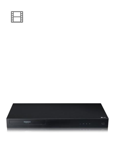 lg-ubk80nbspuhdnbsp4k-blu-ray-player