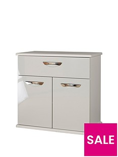 swift-neptune-ready-assembled-high-gloss-compact-sideboard-grey