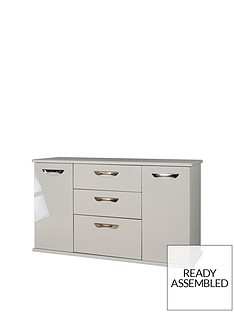 swift-neptune-ready-assembled-high-gloss-large-sideboard-grey