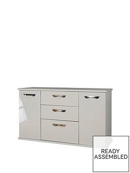 swift-neptune-ready-assembled-high-gloss-large-sideboard-grey