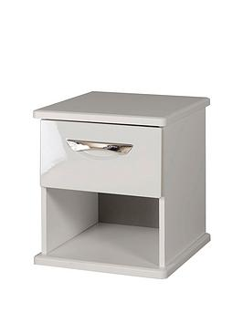 swift-neptune-ready-assembled-high-gloss-lamp-table-grey-10-day-delivery-service