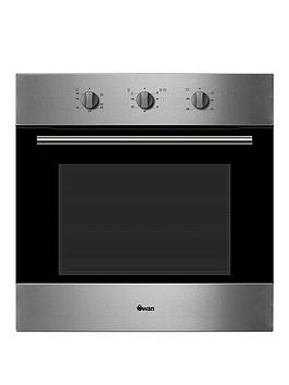 swan-sxb75240ssnbsp60cm-gas-single-oven-stainless-steel