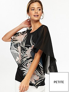 wallis-petite-lilly-over-lay-top