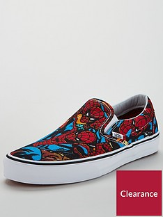 vans-classic-slip-on-marvel-spiderman