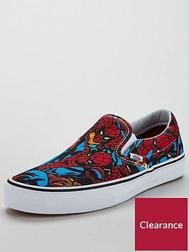 vans-classic-slip-on-marvel-spiderman