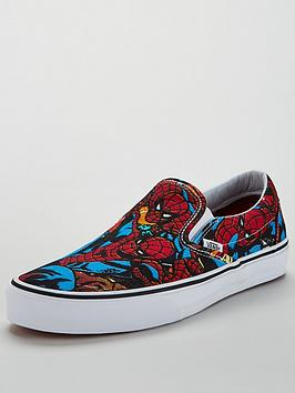 Vans Classic Slip-On Marvel Spiderman