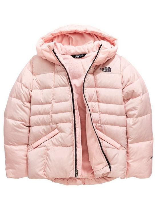 612119cfed THE NORTH FACE Older Girls Moondoggy Down Jacket