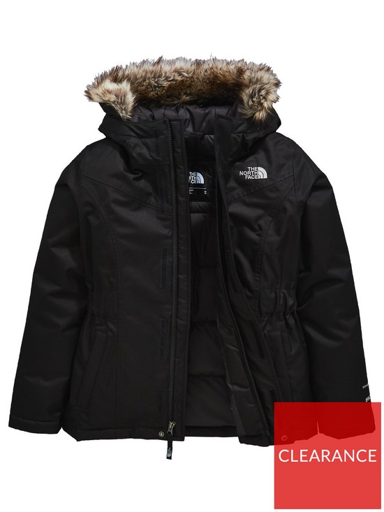 8e106b77c Girls Greenland Down Parka