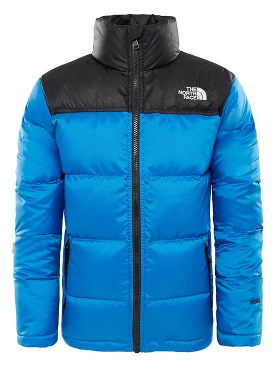 e49b55372299 THE NORTH FACE Boys Nuptse Down Jacket