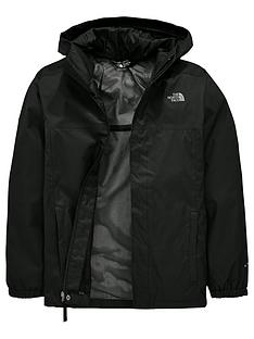the-north-face-the-north-face-boys-resolve-hooded-jacket-black