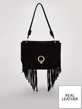 michelle-keegan-suede-tassel-bag-blacknbsp