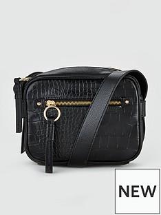 v-by-very-pax-leather-camera-bag-black