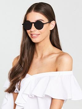 mcq-alexander-mcqueen-rounded-sunglasses-black