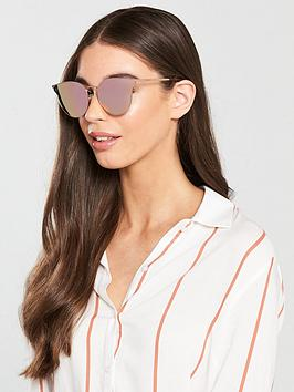 Mcq Alexander Mcqueen Cat Eye Sunglasses - Pink