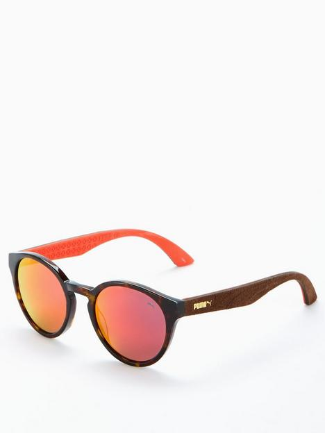 puma-oval-sunglasses-red