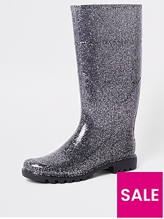 river-island-welliesnbsp--silver