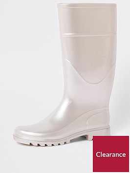 river-island-wellies-white
