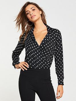 v-by-very-polka-dot-bodysuit-blacknbsp