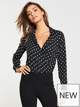 v-by-very-polka-dot-bodysuit-blacknbsp
