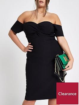 ri-plus-bodycon-dress--black