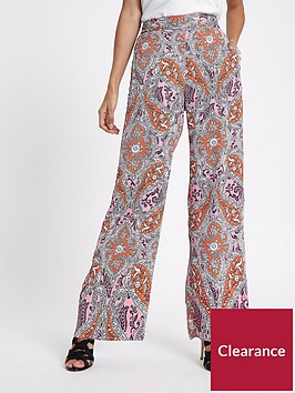 ri-petite-wide-leg-printed-trousers-multi