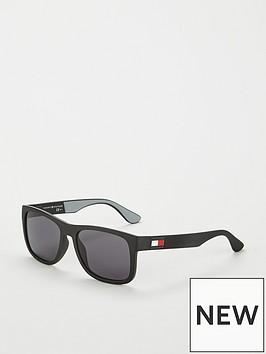 tommy-hilfiger-logo-arm-sunglasses