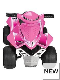 feber-racy-quad-6v-pink