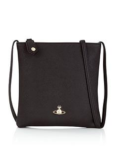 vivienne-westwood-victoria-square-cross-body-orb-bag-black
