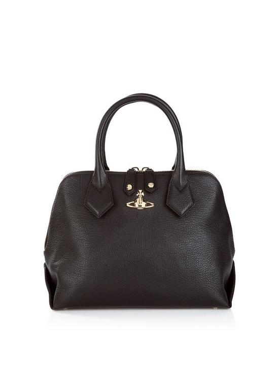 6c2bbf5377f4 VIVIENNE WESTWOOD Balmoral Shoulder Bag - Black