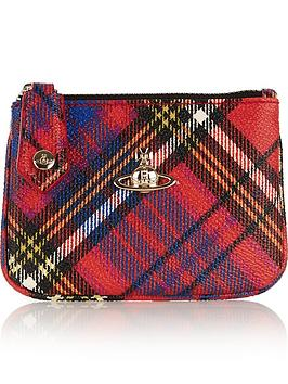 vivienne-westwood-derby-tartan-zip-coin-purse-red-multi