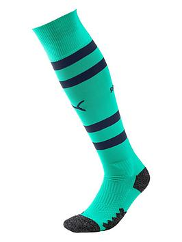 puma-puma-arsenal-youth-third-1718-replica-sock
