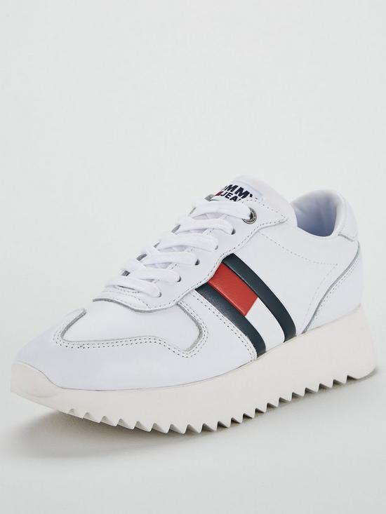Tommy Hilfiger Tommy Jeans R High Cleated Sneaker  7aff6288da1