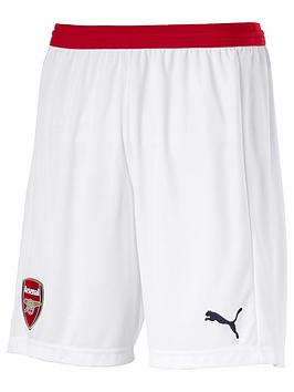 puma-puma-arsenal-youth-home-1819-replica-short