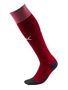 puma-arsenalnbsphome-1819-replica-socks