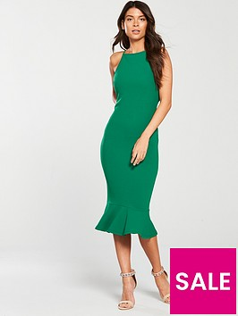 ax-paris-flute-hem-bodycon-midi-dress-jade-green