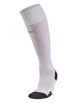 puma-puma-newcastle-youth-1819-home-replica-sock