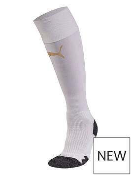 puma-puma-newcastle-youth-1819-home-replica-sock