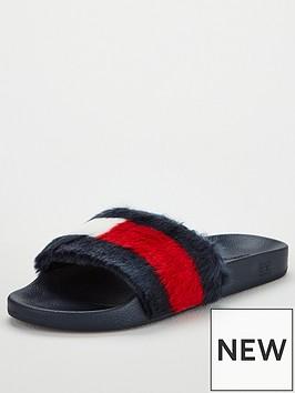 tommy-hilfiger-tommy-jeans-funny-fur-pool-slide-sandal