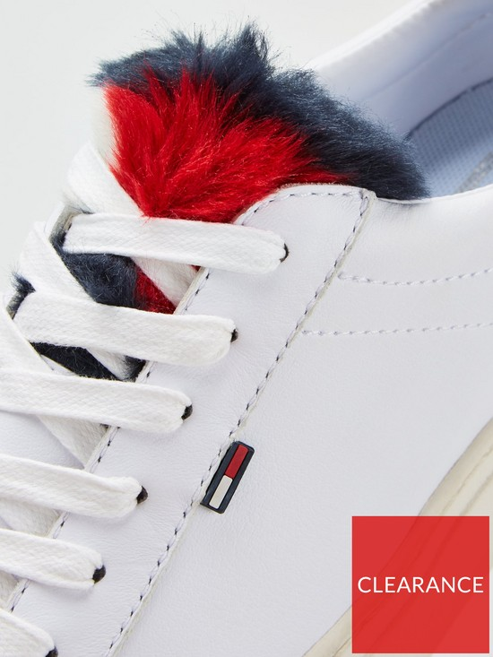 2dbd4974b ... Tommy Hilfiger Tommy Jeans Funny Fur Star Sneaker. View larger