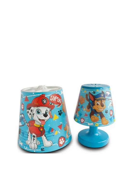 Paw Patrol Lamp and Shade Set  3930c7fba1ace